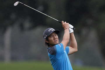 Richard Lee The RSM Classic - Round One