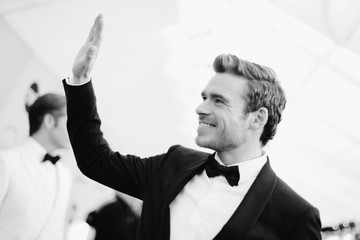 Richard Madden 25th Annual Screen Actors Guild Awards - Red Carpet