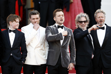 Richard Madden Kit Connor 'Rocketman' Red Carpet At The 72nd Annual Cannes Film Festival