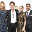 Richard Marx National YoungArts Foundation Hosts A Private Dinner In The Jewel Box In Celebration Of Miami Art Week