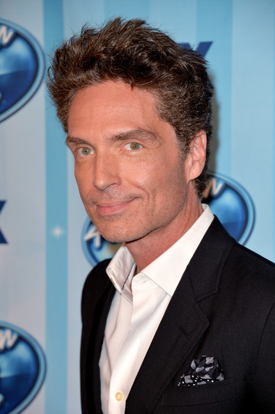 Richard Marx Musician Richard Marx poses in the press room during Fox    Richard Marx