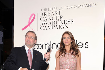 Richard Mast Stars Attend an Estee Lauder Event in NYC