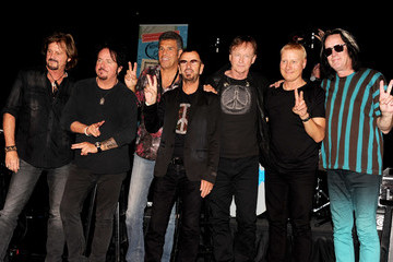 Richard Page Ringo Starr & His All Starr Band Press Conference