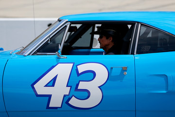 Richard Petty Monster Energy NASCAR Cup Series AAA 400 Drive for Autism