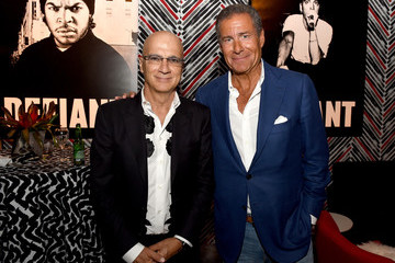 Richard Plepler Premiere of HBO's 'The Defiant Ones' - After Party