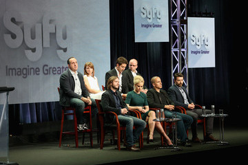Richard Suckle 2014 Summer TCA Tour: Day 7