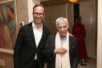 Richard Weitz Kelly Fisher Katz And Martin Katz Host Private Dinner For The Kennedy Center's National Committee For The Performing Arts Featuring Babyface, Burt Bacharach & The Tenors