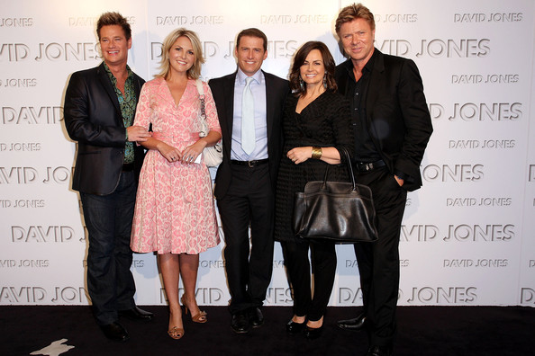 David Jones Autumn/Winter 2010 Season Launch - Arrivals [season,today show,event,fashion,award,premiere,white-collar worker,tourism,fashion design,launch - arrivals,members,lisa wilkinson,richard wilkins,karl stefanovic,red carpet,l-r,david jones autumn]