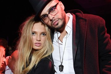 Richie Akiva Victoria's Secret Fashion Show Afterparty