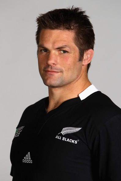 Richie mccaw richie mccaw of the all blacks poses during a new zealand
