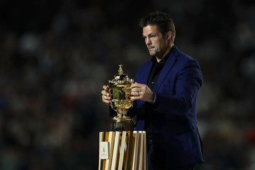 Richie Mccaw England v South Africa - Rugby World Cup Final 2019