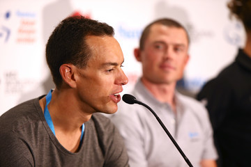 Richie Porte 2017 Tour Down Under Press Conference
