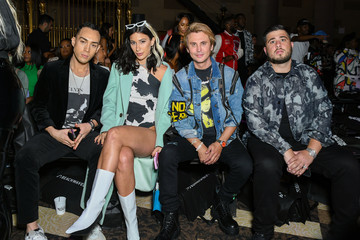 Richie Rich PrettyLittleThing: Teyana Taylor Collection II New York Fashion Week - Front Row/Backstage