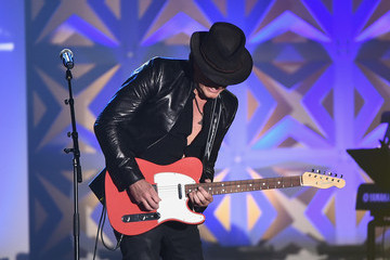 Richie Sambora Celebrities Party at the Songwriters Hall of Fame 46th Annual Induction And Awards