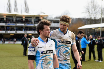 Richie Vernon Bath Rugby v Glasgow Warriors - European Rugby Champions Cup