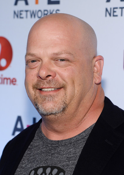 rick harrison and this my pawn shop