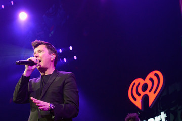 Rick Astley iHeart80s Party 2017 - Show