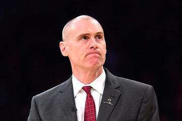 Rick Carlisle Dallas Mavericks v Los Angeles Lakers