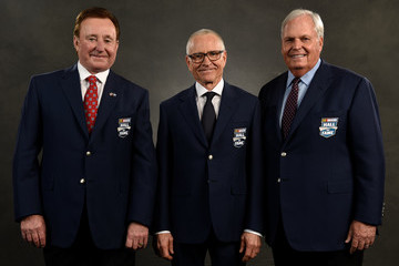 Rick Hendrick NASCAR Hall of Fame Class of 2017 Induction Ceremony