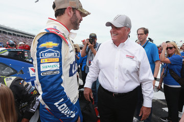Rick Hendrick Monster Energy NASCAR Cup Series Coca-Cola 600