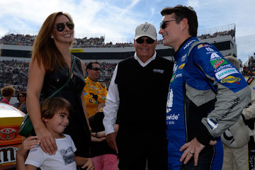 Rick Hendrick NASCAR Sprint Cup Series Goody's Fast Relief 500