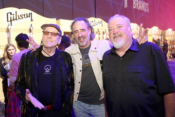 Rick Nielsen The 2020 NAMM Show Media Preview Day