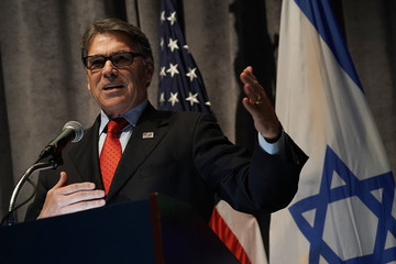 Rick Perry US And Israel Sign Agreement To Establish Joint US-Israel Chamber Of Energy