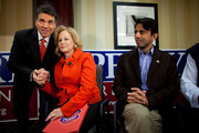Rick Perry and Bobby Jindal Photos Photo