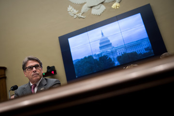 Rick Perry Energy Secretary Rick Perry Testifies Before House Energy and Commerce Cmte