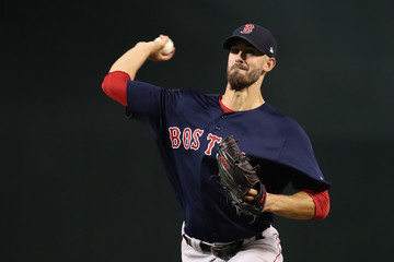Rick Porcello Boston Red Sox v Arizona Diamondbacks