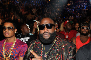 "Rick Ross Showtime's VIP Pre-Fight Party For ""MAYHEM: MAYWEATHER VS. MAIDANA 2"""