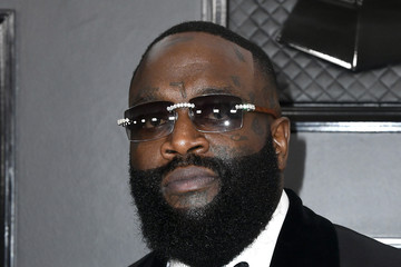 Rick Ross 62nd Annual GRAMMY Awards – Arrivals