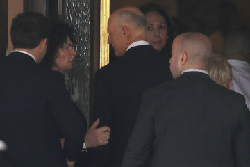 Rick Scott First Funerals Held for Victims of Parkland, FL High School Shooting