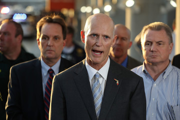 Rick Scott Shooter Opens Fire In Baggage Claim Area At Fort Lauderdale Airport