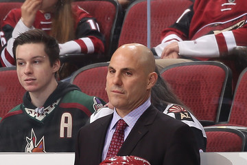 Rick Tocchet Vegas Golden Knights v Arizona Coyotes