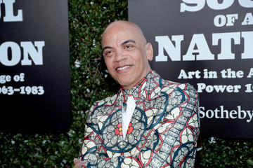 Rickey Minor The Broad Museum Celebrates The Opening Of 'Soul Of A Nation: Art In The Age Of Black Power 1963-1983' Art Exhibition – Arrivals