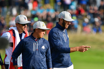 Rickie Fowler 2018 Ryder Cup - Afternoon Foursome Matches