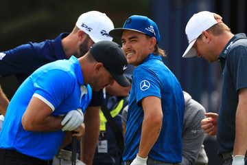 Rickie Fowler 148th Open Championship - Previews