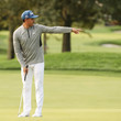 Rickie Fowler U.S. Open - Preview Day 2