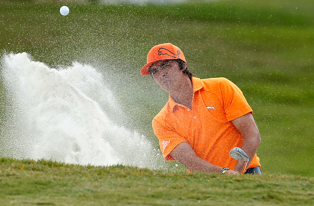 Rickie Fowler - World Golf Championships-Cadillac Championship - Final Round