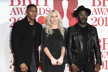Rickie Haywood Williams The BRIT Awards 2018 - Red Carpet Arrivals