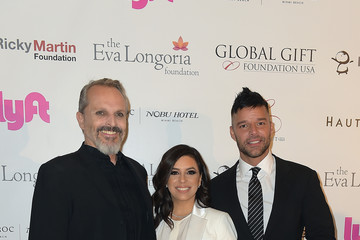 Ricky Martin Art Basel Miami Beach 2017 - The Global Gift Foundation USA Benefit Hurricane Relief Efforts In Puerto Rico And Florida