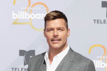 Ricky Martin 2018 Billboard Latin Music Awards - Arrivals