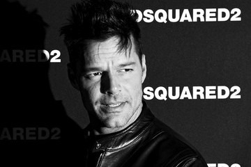 Ricky Martin Dsquared2 Grand Opening Party In Las Vegas