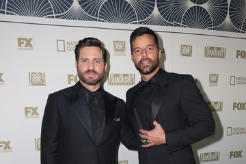 Ricky Martin Hulu's 2018 Golden Globes After Party - Arrivals