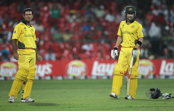 Australia v Canada: Group A - 2011 ICC World Cup