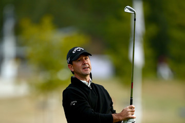 Ricky Ponting New Zealand Open: Day 1