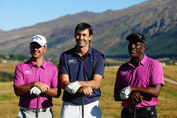 Ricky Ponting 2015 New Zealand Open - Day 4