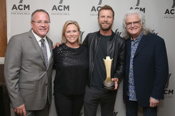 Ricky Skaggs 12th Annual ACM Honors - Backstage And Audience