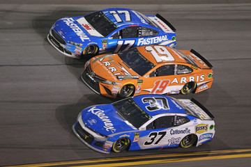 Ricky Stenhouse Jr Daytona International Speedway - Day 4